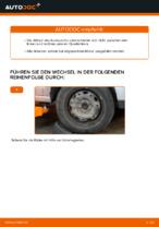 DIY-Leitfaden zum Wechsel von Längslenker beim VW POLO (9N_)