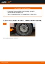 Comment changer et régler Triangle de suspension VW POLO : tutoriel pdf