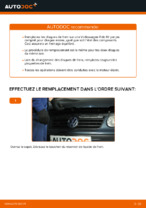 Changement Disques De Frein VW POLO : manuel d'atelier