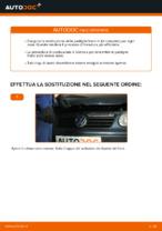 Montaggio Kit pasticche freni VW POLO (9N_) - video gratuito