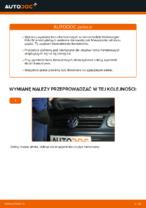 Wymiana Tarcza hamulcowa VW POLO: instrukcja napraw