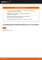 W jaki sposób wymienić tylne mocowanie amortyzatora w Volkswagen Polo IV