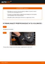 Montaż Łożysko piasty koła VW POLO (9N_) - przewodnik krok po kroku