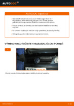 Ako vymeniť zadné brzdové kotúče na Volkswagen Polo IV