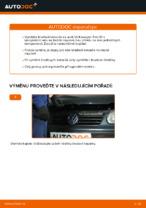 Vyměnit Brzdovy kotouc VW POLO: dílenská příručka