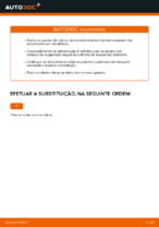 Recomendações do mecânico de automóveis sobre a substituição de VW Polo 9n 1.2 12V Discos de Travão