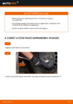 A Csapágy Tengelytest cseréjének barkácsolási útmutatója a VW POLO (9N_)-on