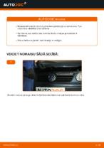 VW POLO problēmu novēršanas pamācības