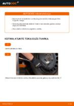 Sužinokite kaip išspręsti VW gale kairė dešinė Rato guolis problemas