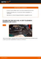 VW Motorölfilter auto ersatz wechseln - Online-Handbuch PDF