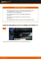 Hoe u de achterremschijven van een Volkswagen Polo IV kunt vervangen