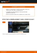 Remplacement plaquette de frein VW POLO : pdf gratuit