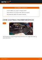 Sådan udskifter du motorolie og oliefilter på VOLKSWAGEN PASSAT B5 (3BG, 3B6)