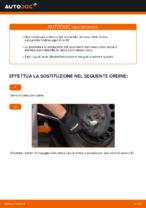 Sostituzione Cuscinetto mozzo ruota VW POLO: pdf gratuito