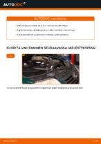 Kuinka vaihtaa moottoriöljyt ja öljynsuodatin VOLKSWAGEN PASSAT B5 (3BG, 3B6) malliin