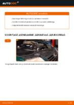 Käsiraamat PDF PASSAT hoolduse kohta