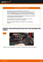 Αντικατάσταση Δισκόπλακα στην VW PASSAT Variant (3B6) - συμβουλές και κόλπα
