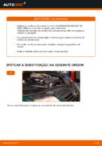 Como substituir os discos de travão dianteiros no VOLKSWAGEN PASSAT B5 (3BG, 3B6)