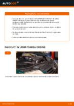 Montare Discuri frana VW PASSAT Variant (3B6) - tutoriale pas cu pas
