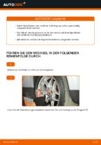 Wie Sie die vorderen Fahrwerksfedern am VOLKSWAGEN PASSAT B5 3B6 ersetzen