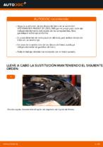 Cómo sustituir los discos de freno delanteros en un VOLKSWAGEN PASSAT B5 (3BG, 3B6)