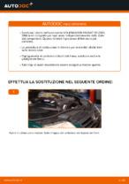 Come sostituire i dischi dei freni anteriori sulla VOLKSWAGEN PASSAT B5 (3BG, 3B6)