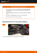 Manuell PDF för PASSAT underhåll
