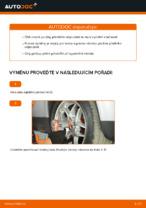 Jak vyměnit pružiny předního zavěšení kol na VOLKSWAGEN PASSAT B5 3B6