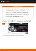 Výmena Brzdový kotouč VW GOLF: dielenská príručka