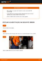 Tutorial de reparo e manutenção Opel Corsa A CC