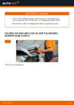 Ersatz Luftfilter MERCEDES-BENZ C-Klasse | PDF Wechsel Tutorial