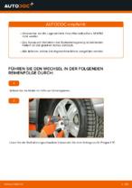 Montage Radlagersatz MERCEDES-BENZ M-CLASS (W163) - Schritt für Schritt Anleitung