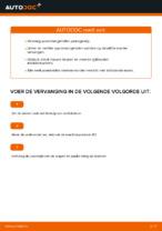 Spoorstangkogel veranderen MERCEDES-BENZ M-CLASS: online gids