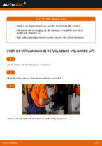 IVECO MASSIF stapsgewijze handleidingen over onderhoud