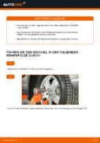 Ersetzen von Radlagersatz MERCEDES-BENZ M-CLASS: PDF kostenlos