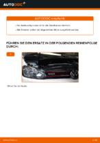 Hinweise des Automechanikers zum Wechseln von VW Golf 6 2.0 TDI Radlager