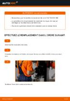 Remplacement Jeu de roulements de roue OPEL CORSA : pdf gratuit
