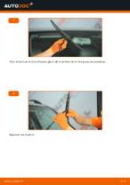 Montage Essuie-Glaces MERCEDES-BENZ M-CLASS (W163) - tutoriel pas à pas
