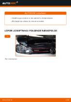 Instruktionsbog VW GOLF