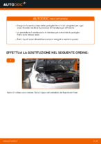 Come cambiare è regolare Pasticche freni VW GOLF: pdf tutorial