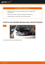 Opi korjaamaan VW Jarrupalat ongelmat
