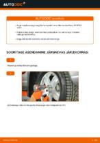 Automehaaniku soovitused, selleks et vahetada välja MERCEDES-BENZ ML W163 ML 320 3.2 (163.154) Õlifilter