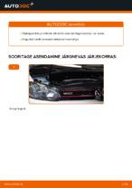 Kuidas vahetada süütepoole autol VOLKSWAGEN GOLF VI (5K1)
