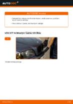 BMW - remonta rokasgrāmatas ar ilustrācijām