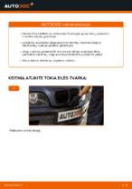 BMW - taisymo vadovai su iliustracijomis