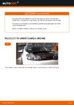 Montare Placute Frana VW GOLF VI (5K1) - tutoriale pas cu pas
