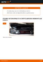 Tipps von Automechanikern zum Wechsel von VW Golf 6 2.0 TDI Bremsbeläge