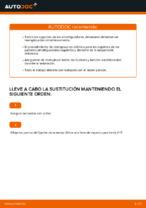 Cambio Pastillas De Freno traseras y delanteras OPEL CORSA C (F08, F68): guía pdf