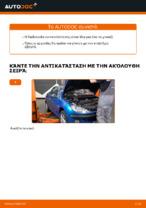 Δωρεάν οδηγίες για Μπουζί PEUGEOT 206 CC (2D) αλλάξετε