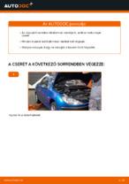 PEUGEOT 206 Olajszűrő cseréje : ingyenes pdf